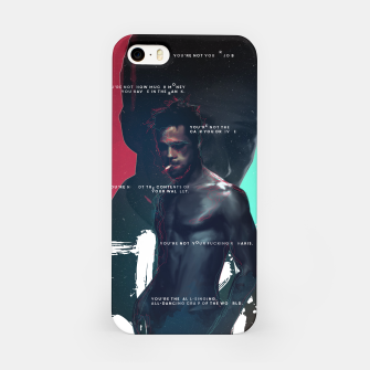 Thumbnail image of Fight Club - Alternative movie poster iPhone Case, Live Heroes