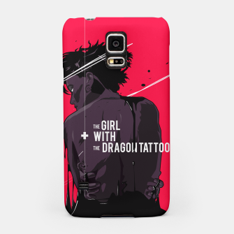 The Girl with Dragon Tatoo Samsung Case thumbnail image