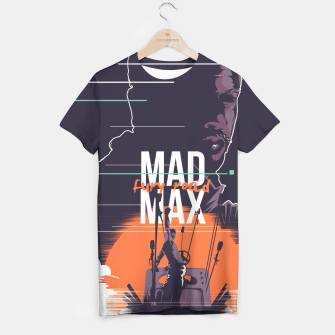 Thumbnail image of mad max T-shirt, Live Heroes