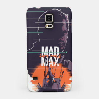 Thumbnail image of mad max Samsung Case, Live Heroes
