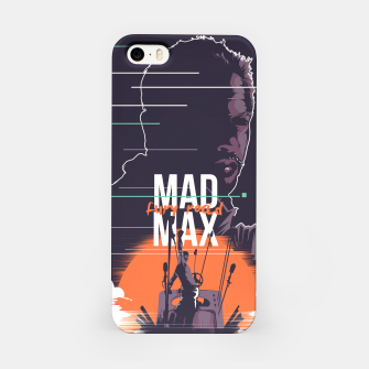 Thumbnail image of mad max iPhone Case, Live Heroes