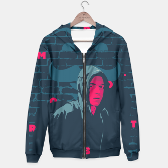 Thumbnail image of mr robot Hoodie, Live Heroes