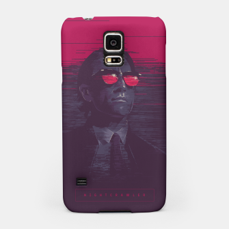 Thumbnail image of nightcrawler Samsung Case, Live Heroes