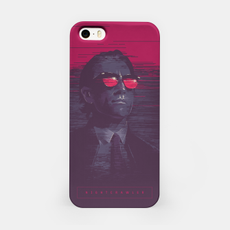 Thumbnail image of nightcrawler iPhone Case, Live Heroes