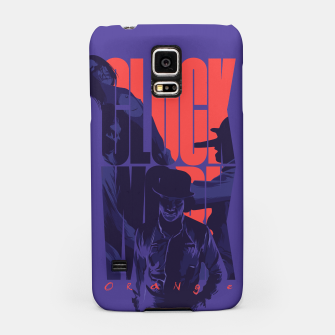 Thumbnail image of Clockwork orange Samsung Case, Live Heroes