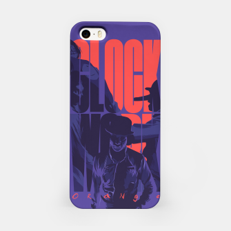 Thumbnail image of Clockwork orange iPhone Case, Live Heroes