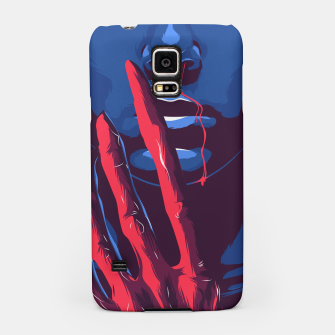 Thumbnail image of Stranger Things Samsung Case, Live Heroes