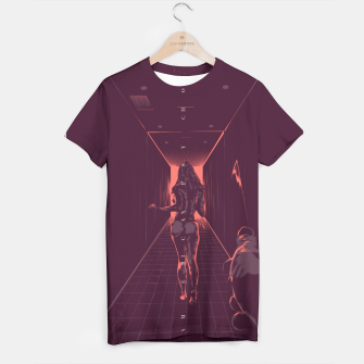 Thumbnail image of American Psycho  T-shirt, Live Heroes