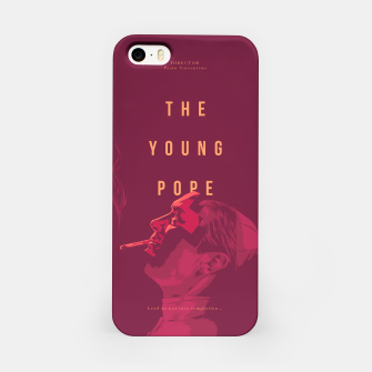 Thumbnail image of Young Pope iPhone Case, Live Heroes