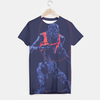 Thumbnail image of Dristict 9 T-shirt, Live Heroes
