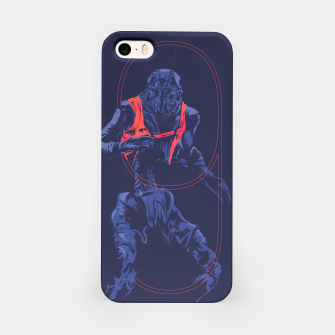 Thumbnail image of Dristict 9 iPhone Case, Live Heroes
