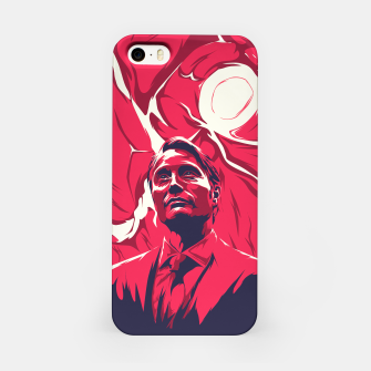 Thumbnail image of hannibal  iPhone Case, Live Heroes