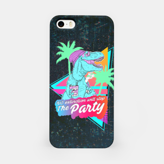 Miniatur NO EXTINCTION WILL STOP THE PARTY IPHONE COVER , Live Heroes