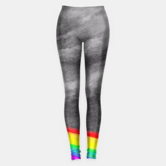 Thumbnail image of Turn the spotlight on, send the colors. Leggings, Live Heroes