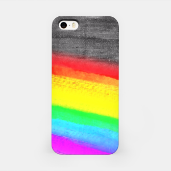 Thumbnail image of Turn the spotlight on, send the colors. iPhone Case, Live Heroes