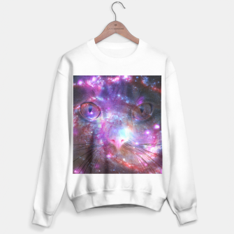 Thumbnail image of Cat Galáxia Sweater regular, Live Heroes