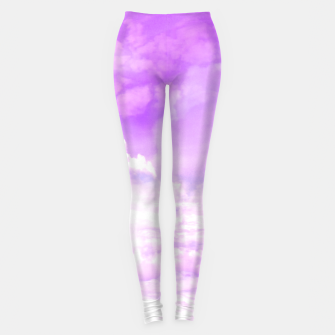 Pink Lovely Dinosaur ♥ [Crazy Wildlife] Leggings thumbnail image