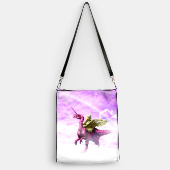 Thumbnail image of Pink Lovely Dinosaur ♥ [Crazy Wildlife] Sac à main, Live Heroes
