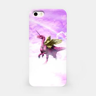 Pink Lovely Dinosaur ♥ [Crazy Wildlife] Étui pour Iphone thumbnail image