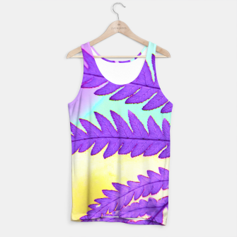 Thumbnail image of Roxo Fern  Tank Top, Live Heroes