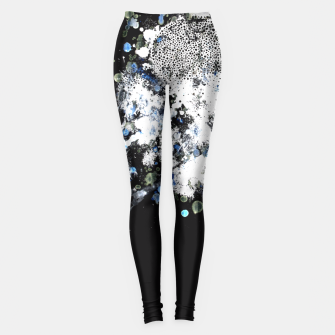 Thumbnail image of I heart you Leggings, Live Heroes