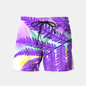 Thumbnail image of Roxo Fern  Swim Shorts, Live Heroes