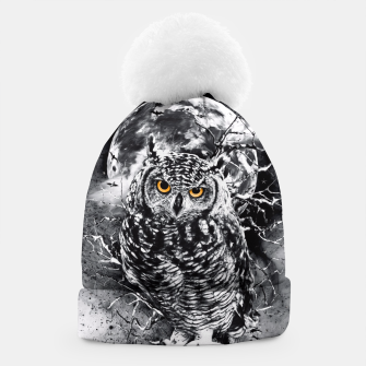Thumbnail image of OWL BW Beanie, Live Heroes