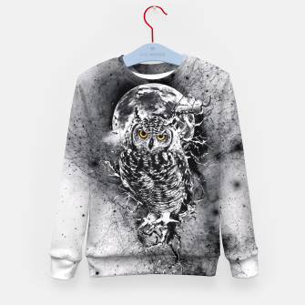 OWL BW Kid's Sweater thumbnail image