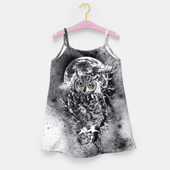Thumbnail image of OWL BW Girl's Dress, Live Heroes