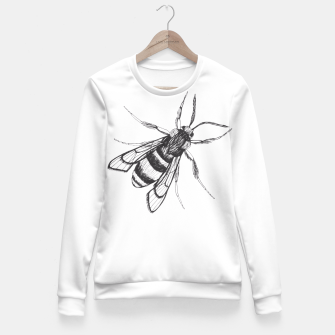 Thumbnail image of Bee Fitted Waist Sweater, Live Heroes