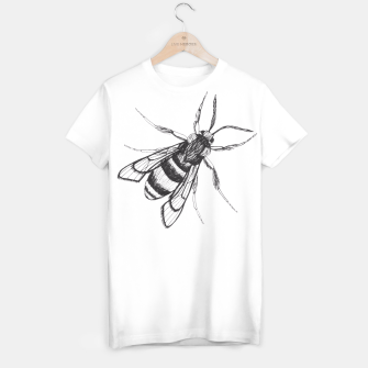 Thumbnail image of Bee T-shirt, Live Heroes