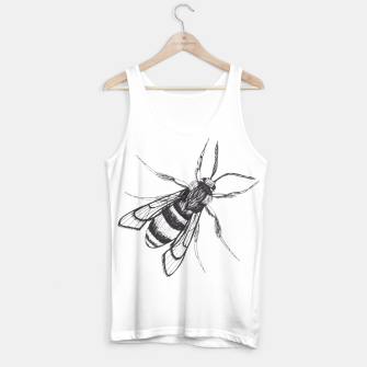 Thumbnail image of Bee Tank Top, Live Heroes