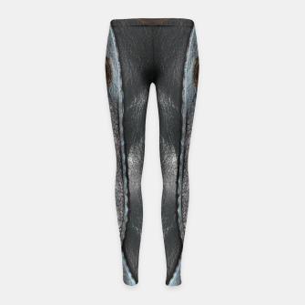 Thumbnail image of Wheels of time Girl's Leggings, Live Heroes