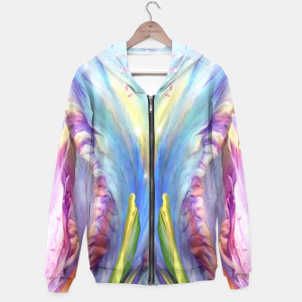 Thumbnail image of Mystical abstract fantasy Hoodie, Live Heroes