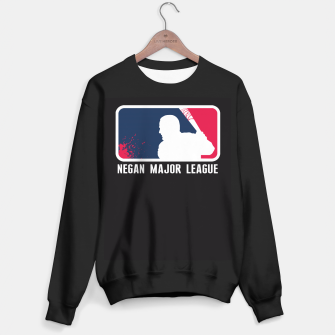 Miniaturka Negan Major League Sudadera Regular, Live Heroes