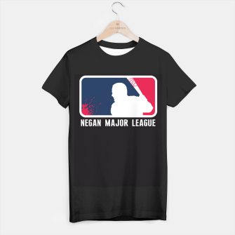 Miniaturka Negan Major League Camiseta Regular, Live Heroes