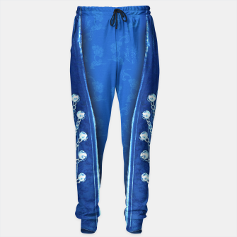 3D textured unisex fitted design Sweatpants thumbnail image