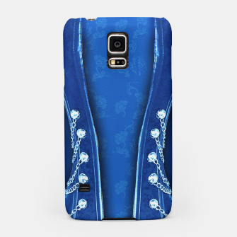 3D textured unisex fitted design Samsung Case thumbnail image