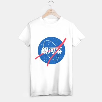 Miniaturka nasa x japan T-shirt regular, Live Heroes