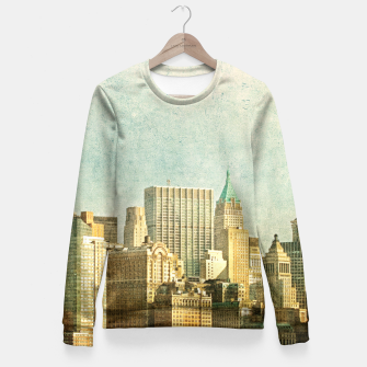 Miniaturka The New Yorker Fitted Waist Sweater, Live Heroes