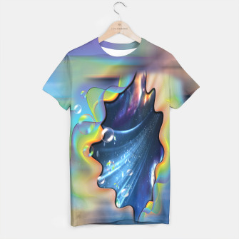 Thumbnail image of Abstract-party design T-shirt, Live Heroes