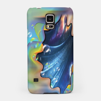 Thumbnail image of Abstract-party design Samsung Case, Live Heroes