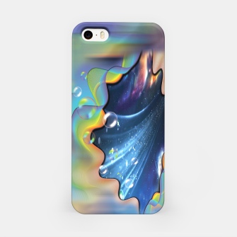 Abstract-party design iPhone Case thumbnail image
