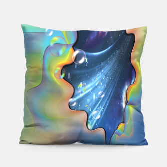 Abstract-party design Pillow thumbnail image