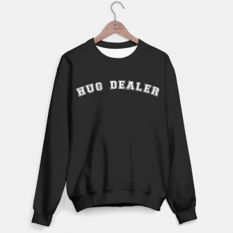 Miniaturka Hug Dealer Sweater regular, Live Heroes
