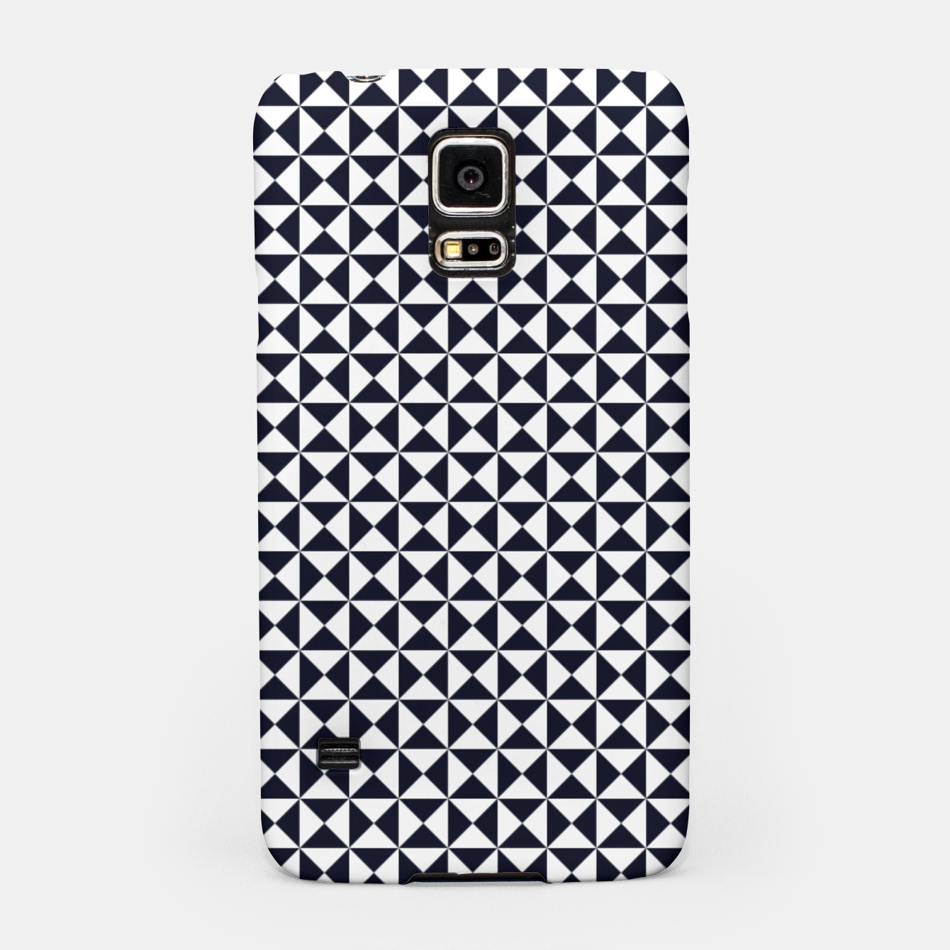 Zdjęcie Basic Shapes Black and White Samsung Case - Live Heroes