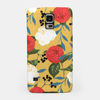 Miniaturka Floral Obsession Samsung Case, Live Heroes