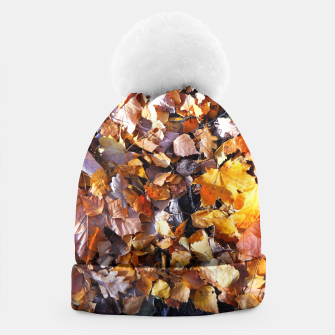 Miniaturka cOLOURS oF aUTUMN Beanie, Live Heroes