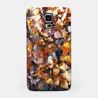 Miniaturka cOLOURS oF aUTUMN Samsung Case, Live Heroes