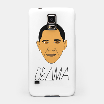 Thumbnail image of obama x earl Samsung Case, Live Heroes